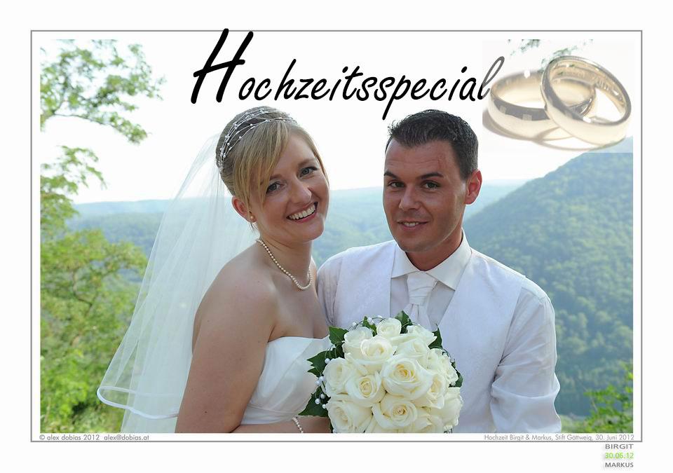 Hochzeitsspecial